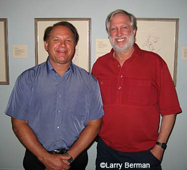 Bruce Baker and Larry Berman