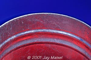 � 2001 Jay Maisel - Silver Bucket - Digital