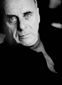 Ralph Gibson Portrait by Leslie Louden