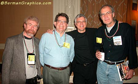 Chris Maher, Joe Farace, Rick Sammon, George Schaub