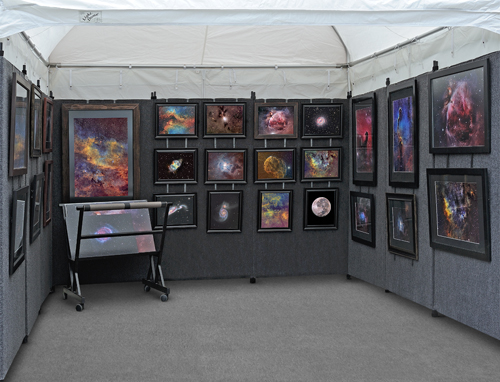 Exhibition Booth Photography : Art show booth formatting images for zapp juried