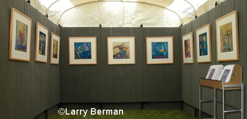 Art Show Booth Formatting Images For Z Juried Services And To Get 35mm Digital Slides