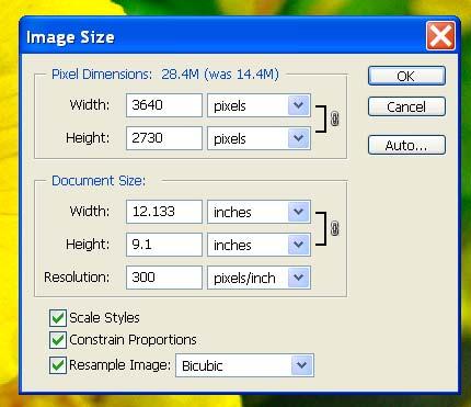 Как сделать пиксели и вес