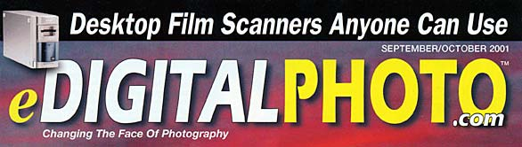 September-October issue of eDigitalPhoto Magazine