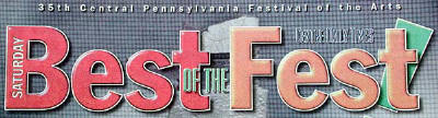 Artist Profile - Central Pennsylvania Festival of the Arts
