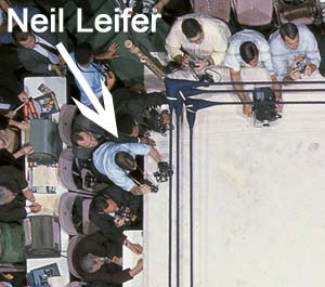 �Neil Leifer