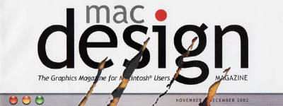 Nov - Dec 2002 Mac Design