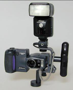 Versatec Flash Bracket