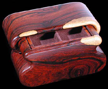 Wooden Box by Nick Molignano